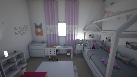 Ori - Kids room - by Schneesi