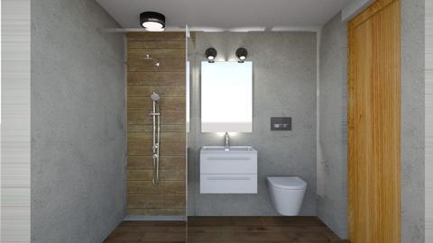 kjk - Bathroom - by czerwonemaliny