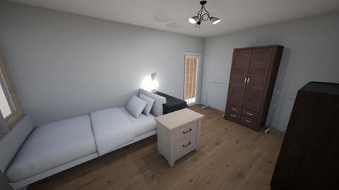 tak bylo TEZ 7 - Bedroom - by kassqqaa