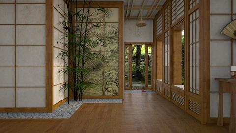 Vestibulo japones - by Brubs Schmitt