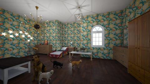 niki - Modern - Kids room - by applause