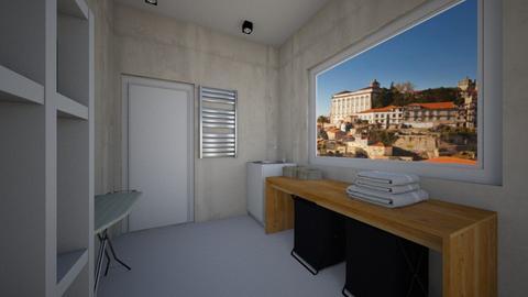 tomek pokoj gospodarczy - Office - by DariaCZ