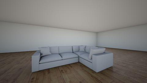 Cool Couch - Living room - by kabriap