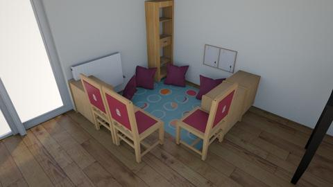 Pray and play area - Vintage - by Rev Rach