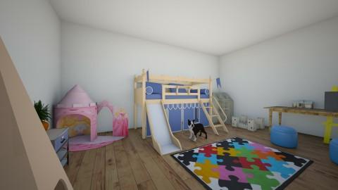 bedroom by Ella - by Mia Rosso