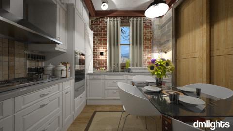 vintage spain - Vintage - Kitchen - by DMLights-user-982918