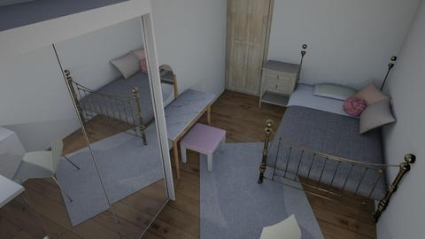 My Room - Bedroom - by Sl23emr29