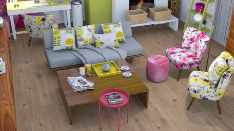 No Rugs Necessary - Eclectic - by Var