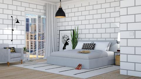 SC Bedroom - Bedroom - by lovedsign