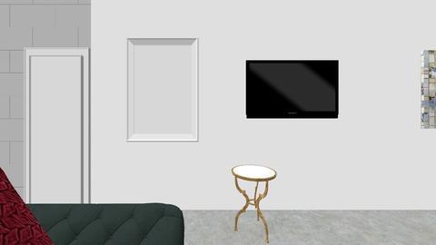 single apartment - by hemine