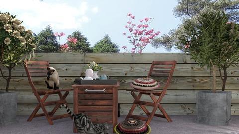 Relax - Garden - by ZuzanaDesign