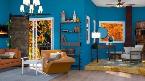 Fall Fair - Modern - Office - by Jessica Fox