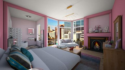 Mid Century Bedroom - by Nova