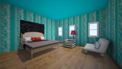 Say Something - Glamour - Bedroom - by Sabine Keppeler