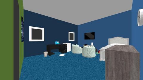 FCS Dream Bedroom - Retro - by colovict23