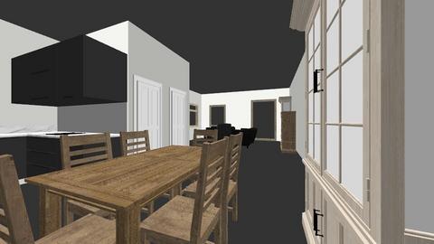 ons huis1 - Modern - Living room - by erikderooij