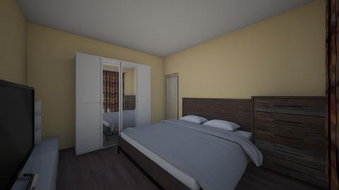 Muuusroom - Bedroom - by Tripolis15