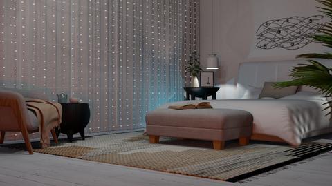 Minimal - Bedroom - by Just Bee