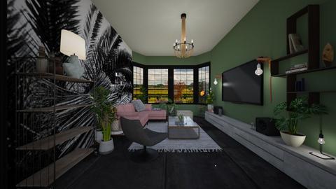 7yrd - Living room - by TRMVM