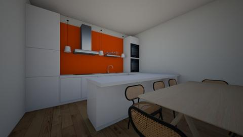 THONE CONTEST - Dining room - by mylifeisgoood44