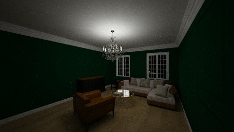 wall long paneling - by DMLights-user-1037168