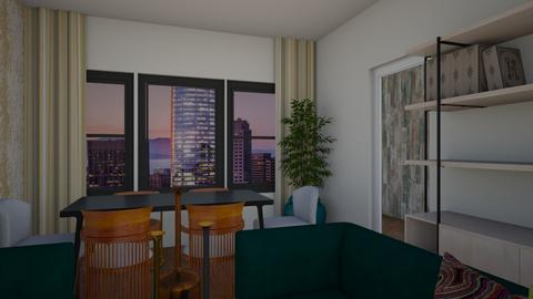 MB 9g apartment - Glamour - by Raymond Hill_Crate and Barrel_SFCA