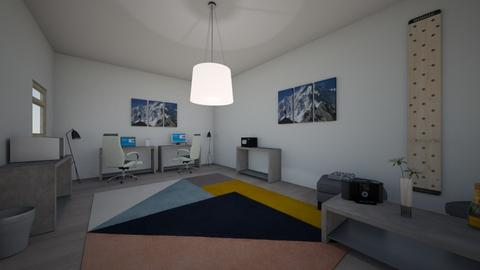 Gaming Studio - by FlashDesigner
