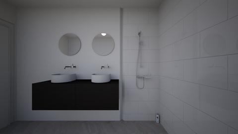 Badkamer nr 118 - Bathroom - by Elise DR