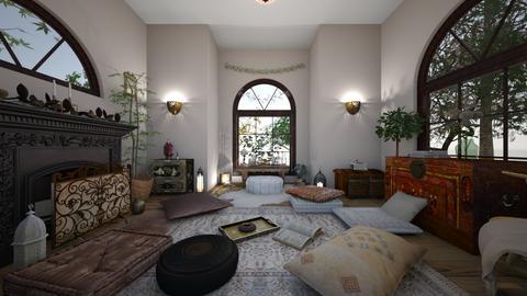 Meditation room  - by vanessaell