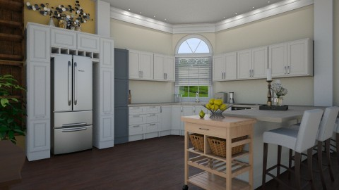 country kicthen - Country - Kitchen - by megalia42