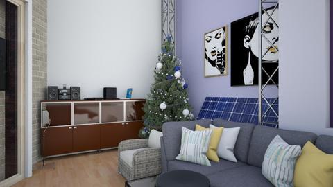 11062019_1Bedroom_2 - Modern - by Everybodyloveskm