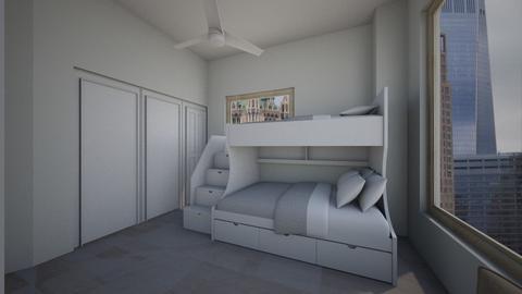 Colbys Room - Kids room - by derellams