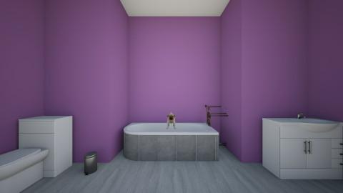 Bathroom - by Valery Coakley