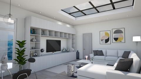 M_ Delano - Living room - by milyca8