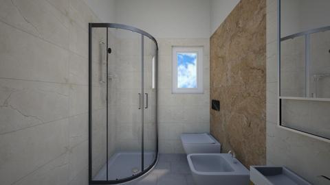 MARINA KOSEC 2 - Bathroom - by ToniBass
