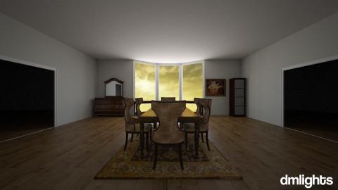 classy dining - Dining room - by DMLights-user-987998