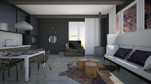 sweet home - by valcarona