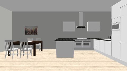 Kitchen - Kitchen - by Zoe Schmideg