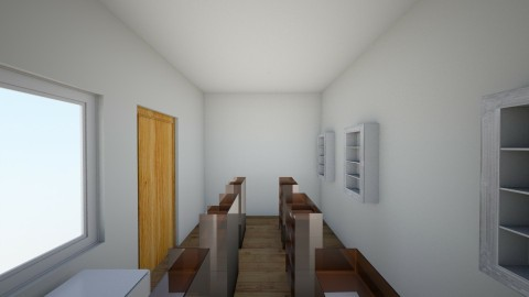IT Server room - Country - Office - by akhilpc