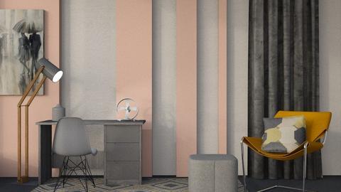 Chic - Modern - Office - by Gurns