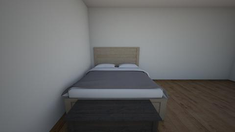 no 1 - Bedroom - by charlotteeeee