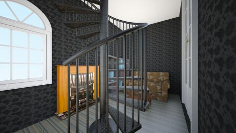 Living Space - Retro - Living room - by desmondmyers