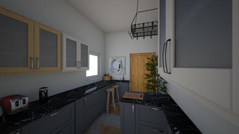 kitchen remodel - Kitchen - by icecoldarcticfox