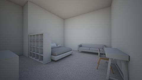 my room - by joetee
