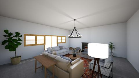 Rita 9 - Living room - by mcmcmcmc
