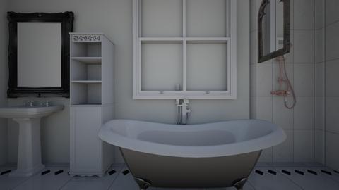 Full Bath - Bathroom - by AmyKaryn