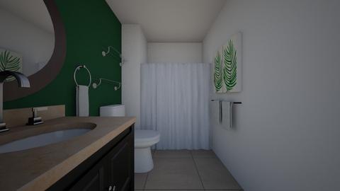 bathroom design  - Bathroom - by traviswill51