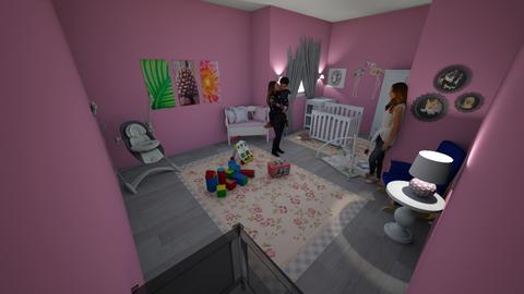 baby - Country - Kids room - by bortholf