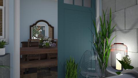 Pretty Little Porch - Garden - by _PeaceLady_