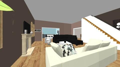 farm house modern  - Modern - by jojobeanjp